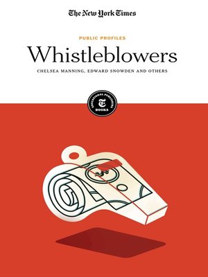 cover image of Whistleblowers