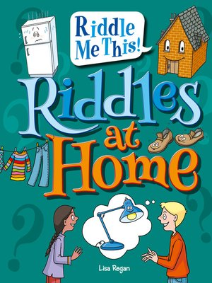 cover image of Riddles at Home