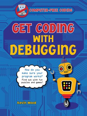 cover image of Get Coding with Debugging