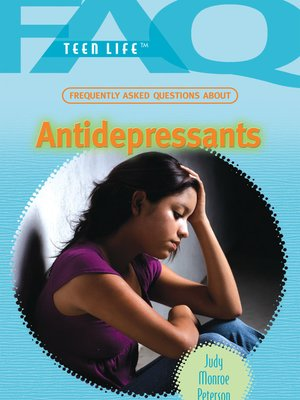 cover image of Frequently Asked Questions About Antidepressants