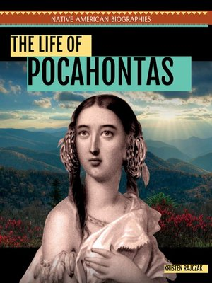 cover image of The Life of Pocahontas