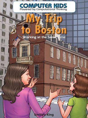 cover image of My Trip to Boston