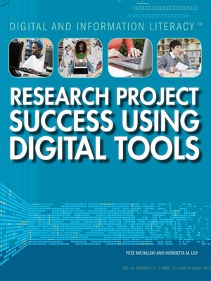 cover image of Research Project Success Using Digital Tools