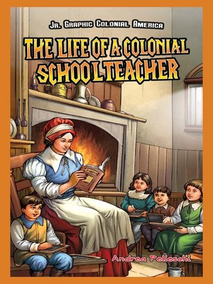 cover image of The Life of a Colonial Schoolteacher
