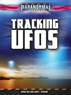 cover image of Tracking UFOs