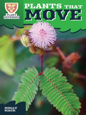 cover image of Plants That Move