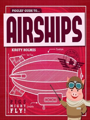 cover image of Piggles' Guide to Airships