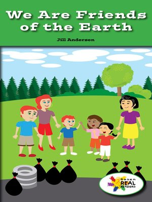 cover image of We Are Friends of the Earth