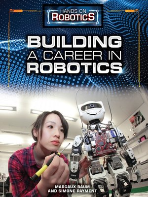 cover image of Building a Career in Robotics