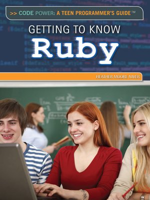 cover image of Getting to Know Ruby