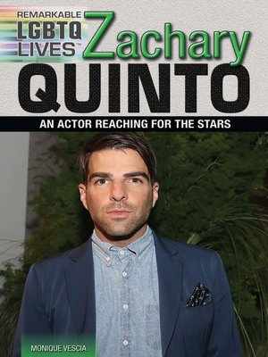 cover image of Zachary Quinto