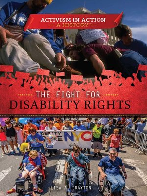 cover image of The Fight for Disability Rights