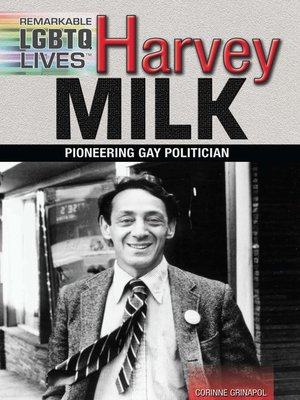 cover image of Harvey Milk