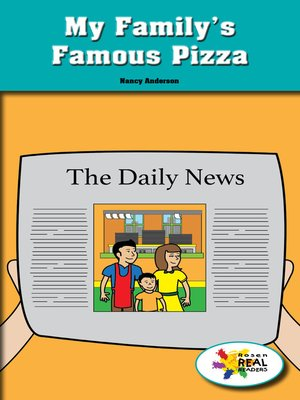 cover image of My Family's Famous Pizza
