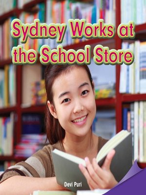cover image of Sydney Works at the School Store