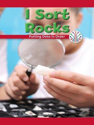 cover image of I Sort Rocks