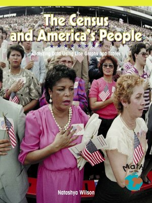 cover image of The Census and America's People