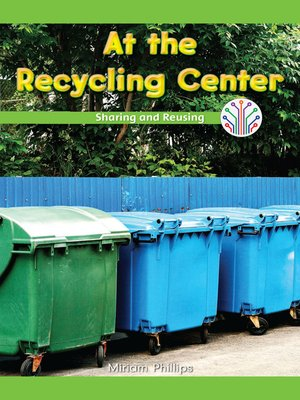 cover image of At the Recycling Center