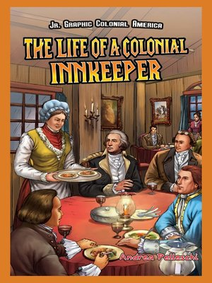 cover image of The Life of a Colonial Innkeeper