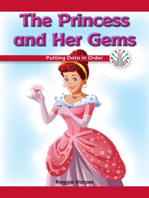 cover image of The Princess and Her Gems