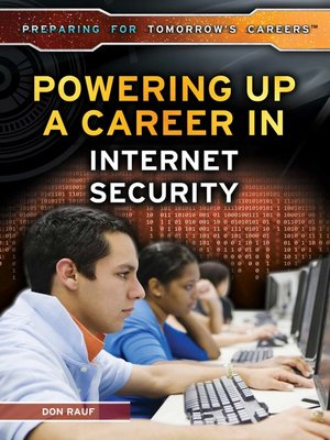 cover image of Powering Up a Career in Internet Security
