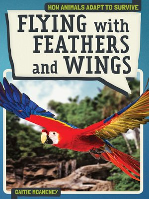 cover image of Flying with Feathers and Wings