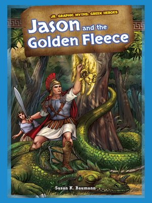 cover image of Jason and the Golden Fleece