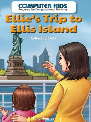 cover image of Ellie's Trip to Ellis Island