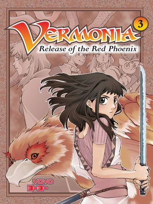 cover image of Vermonia 3: Release of the Red Phoenix