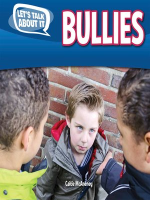 cover image of Bullies