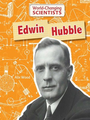 cover image of Edwin Hubble