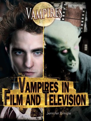 cover image of Vampires in Film and Television