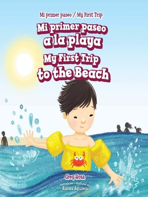 cover image of Mi primer paseo a la playa / My First Trip to the Beach