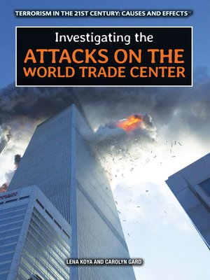 cover image of Investigating the Attacks on the World Trade Center