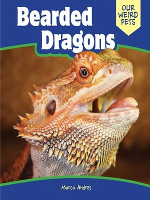 cover image of Bearded Dragons