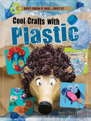 cover image of Cool Crafts with Plastic