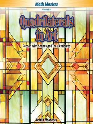 cover image of Quadrilaterals in Art