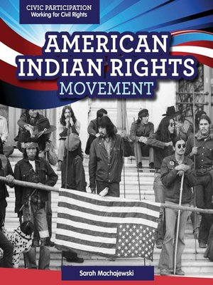 cover image of American Indian Rights Movement