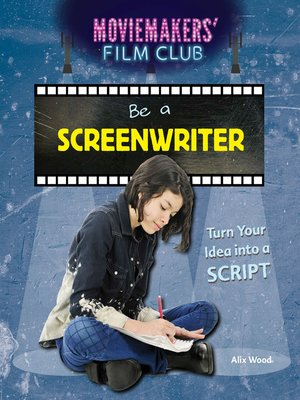 cover image of Be a Screenwriter