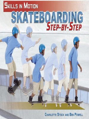 cover image of Skateboarding Step-by-Step