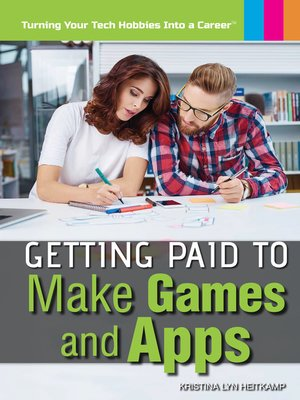cover image of Getting Paid to Make Games and Apps