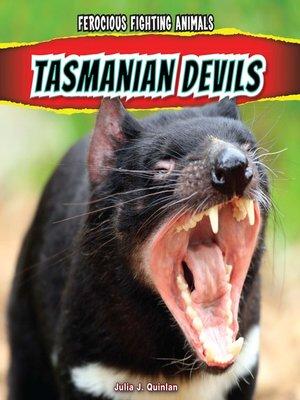 cover image of Tasmanian Devils