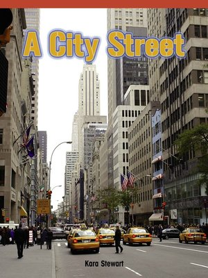cover image of A City Street