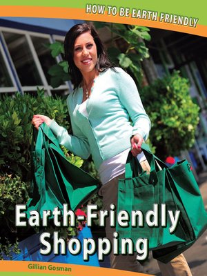 cover image of Earth-Friendly Shopping