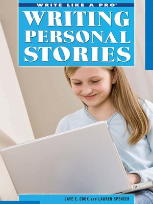 cover image of Writing Personal Stories