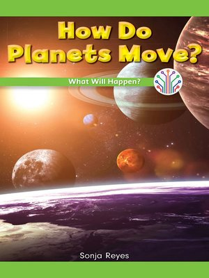 cover image of How Do Planets Move?