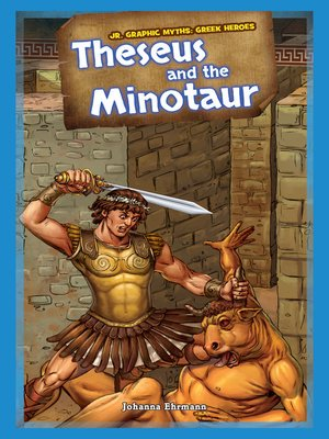 cover image of Theseus and the Minotaur