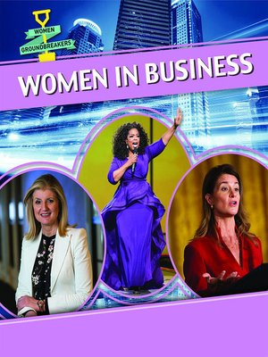 cover image of Women in Business