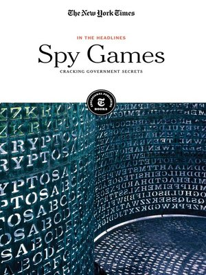 cover image of Spy Games