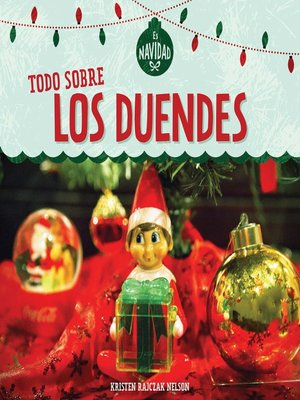cover image of Todo sobre los duendes (All About Elves)